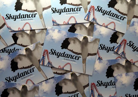 Skydancer takes flight